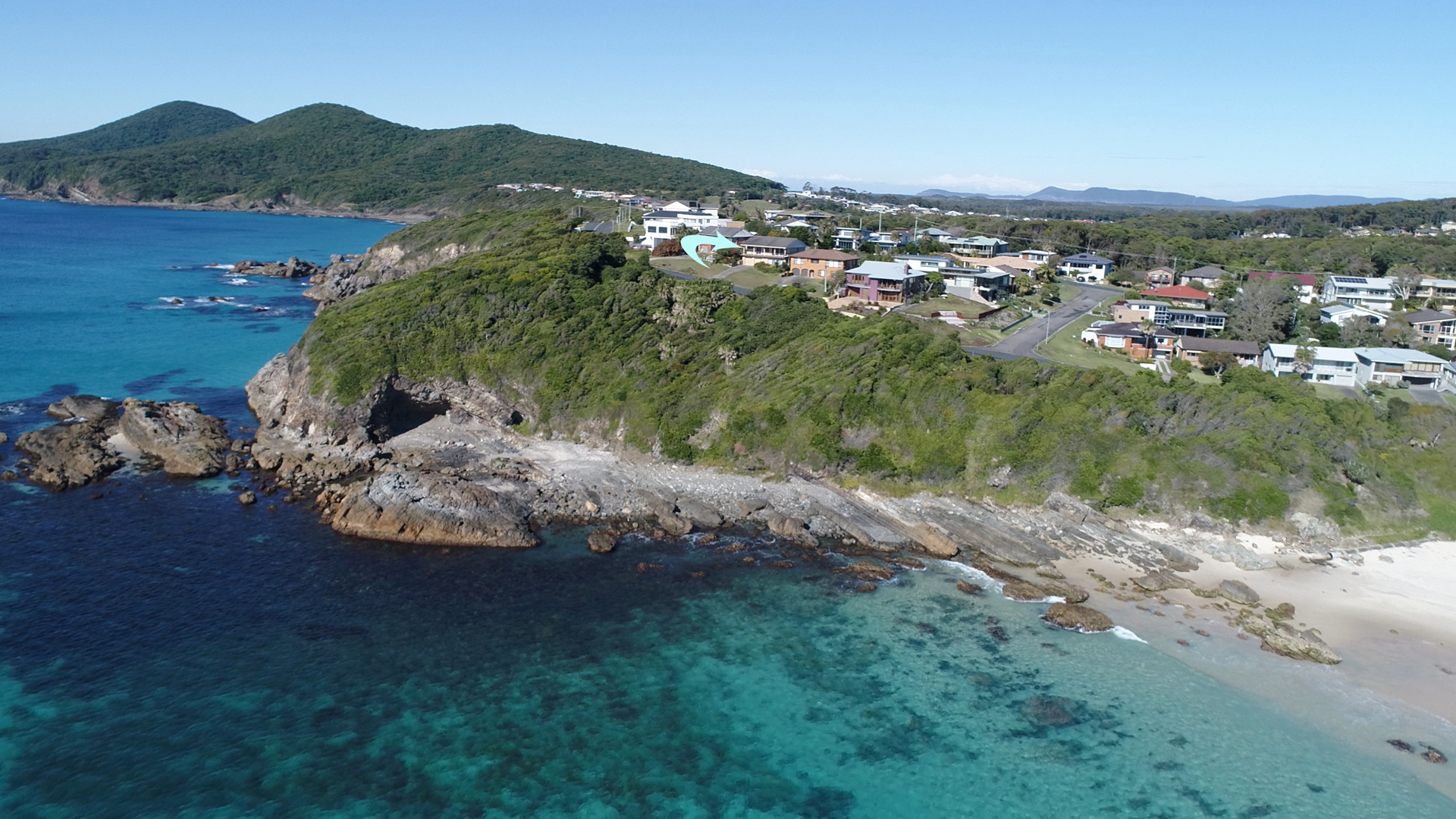 Cliff Rd Drone